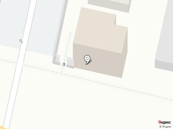 Моби Люкс на карте Краснодара