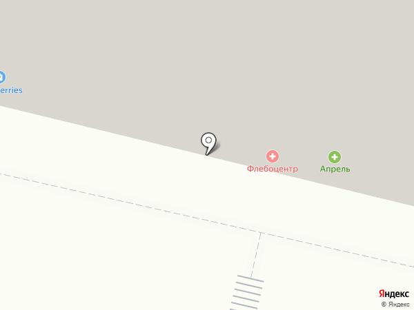 Secret на карте Краснодара
