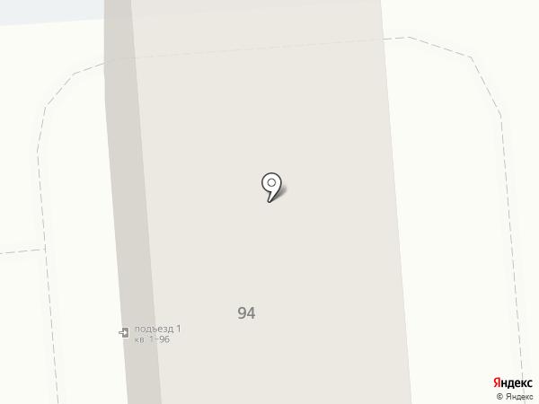 Солнечное, ТСЖ на карте Краснодара