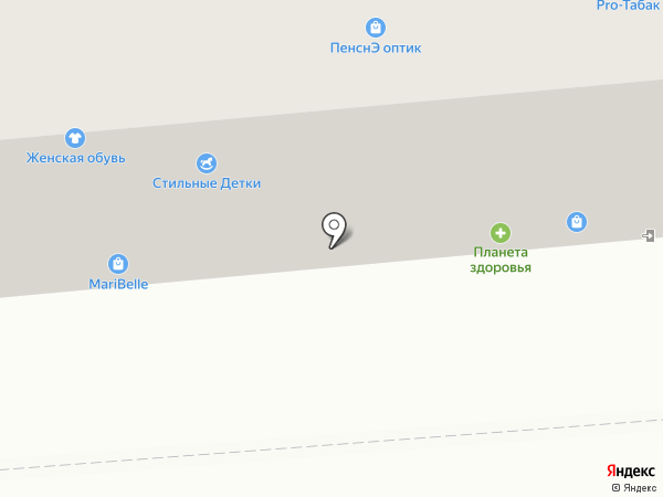 КаблукON на карте Краснодара