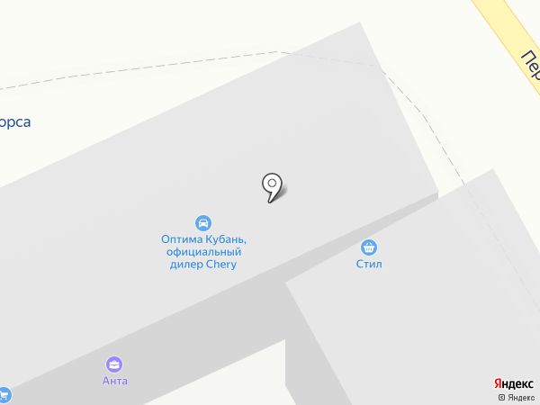 ЧелоВЕК на карте Краснодара