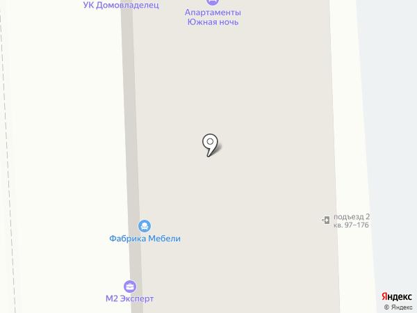 Автозапчасти-формула.рф на карте Краснодара