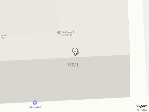 Barber Rich-Man на карте Краснодара
