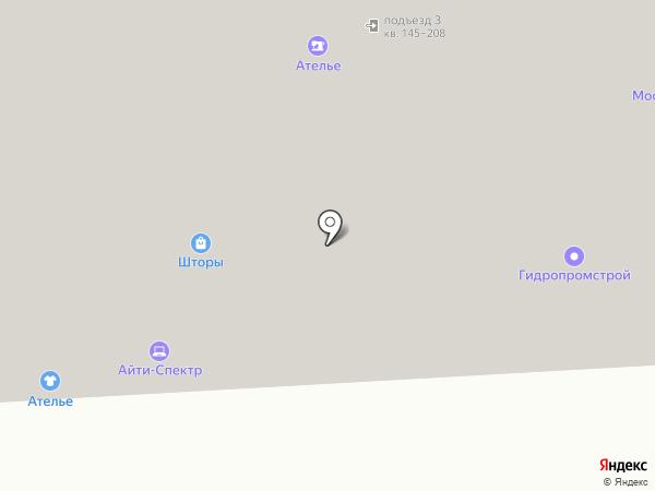 Лапочки на карте Краснодара
