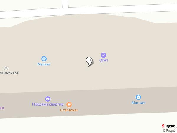 Ломбард Корунд на карте Краснодара