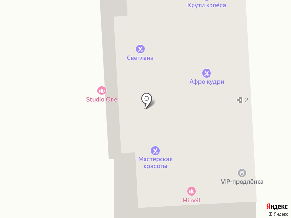 BABY TIME на карте Краснодара