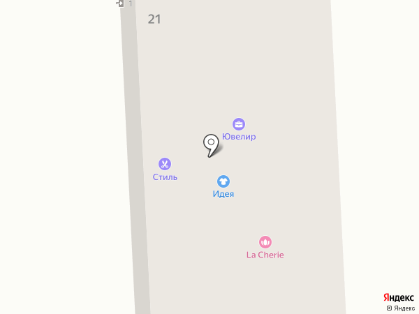 Профкомплект на карте Краснодара