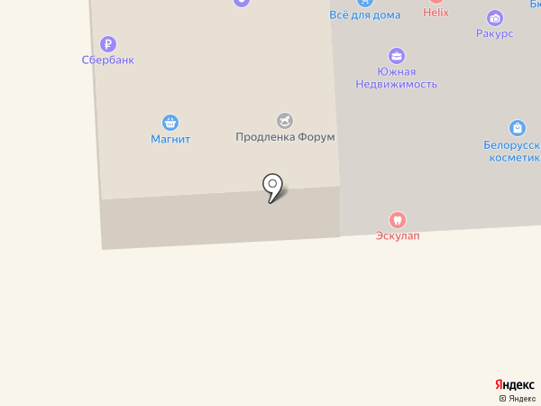 Baby Land на карте Краснодара