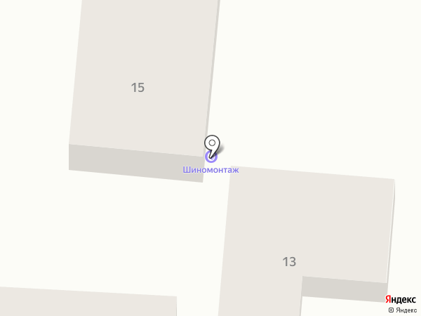 Alex Avto на карте Южного