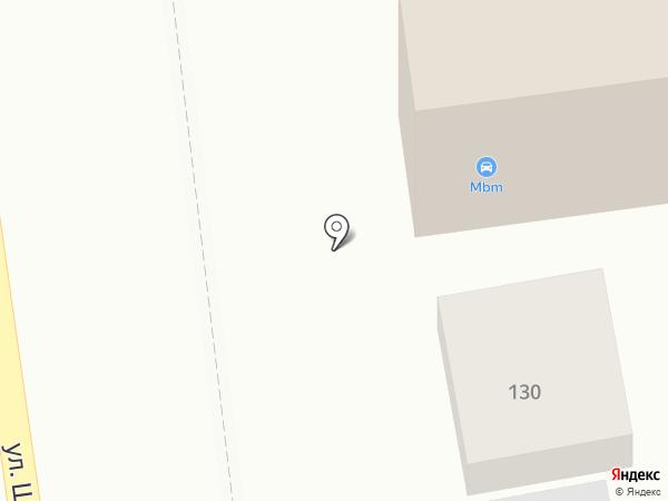 Арт-студия на карте Краснодара