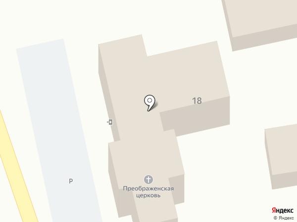 Свято-Покровский храм на карте Южного