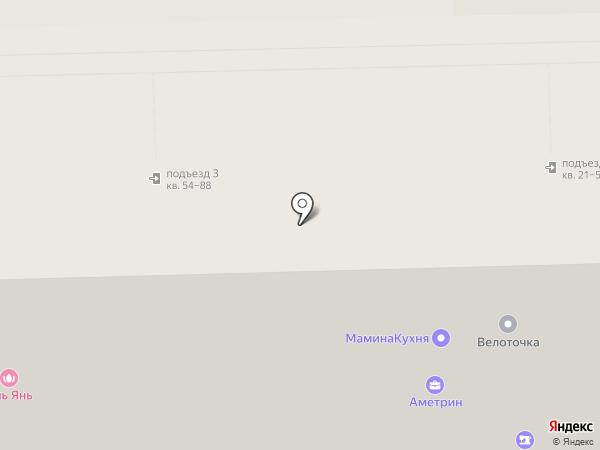 Президент на карте Краснодара