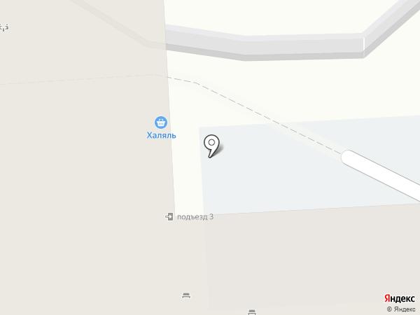 Халяль на карте Краснодара