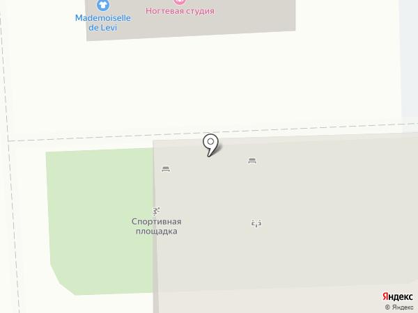 Showroom на карте Краснодара