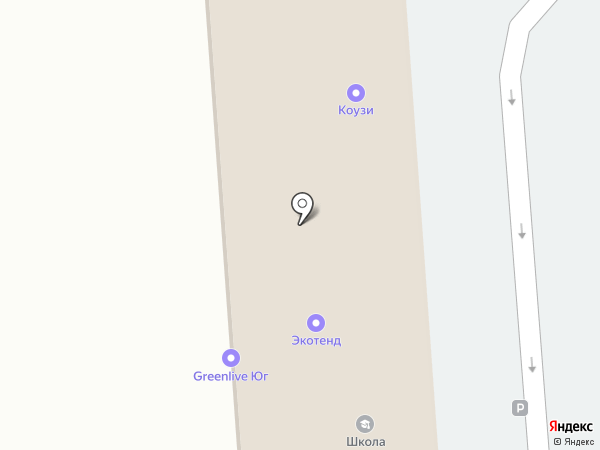 Строй Метал Комплект на карте Краснодара
