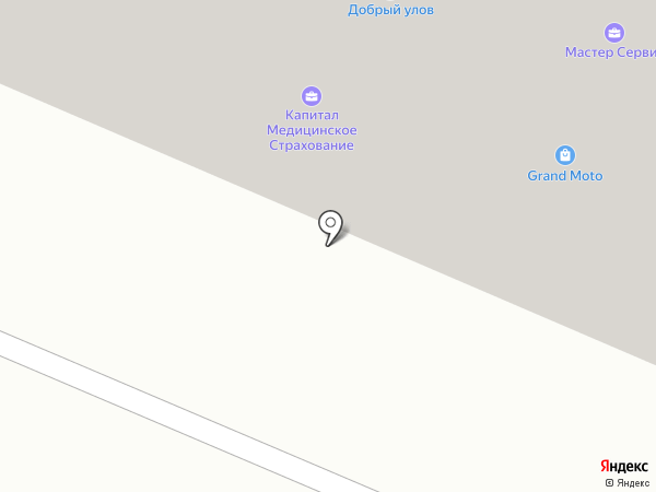 Domani.shop на карте Краснодара