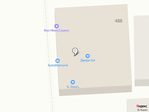 220 Вольт на карте Краснодара