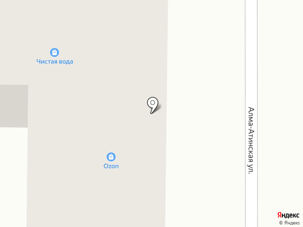 RADiUS на карте Южного