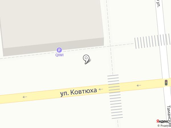 F & B auto на карте Краснодара