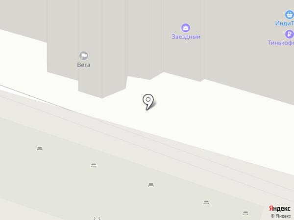 НЭСК на карте Краснодара