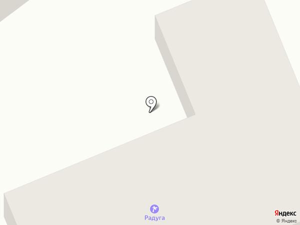 Парус на карте Агоя