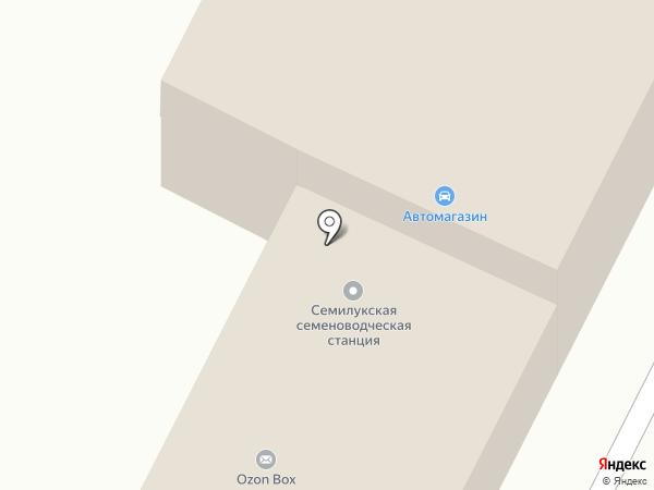 РТК-Проф на карте Семилуков