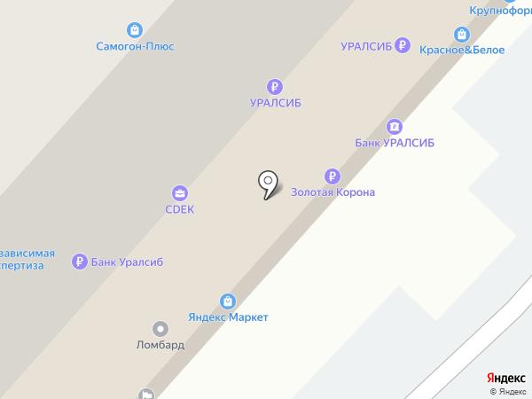 SeLena на карте Краснодара