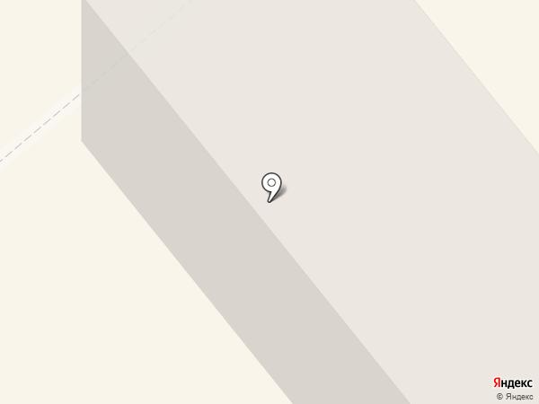 Паутина на карте Семилуков