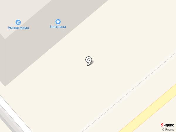 Окулист на карте Семилуков
