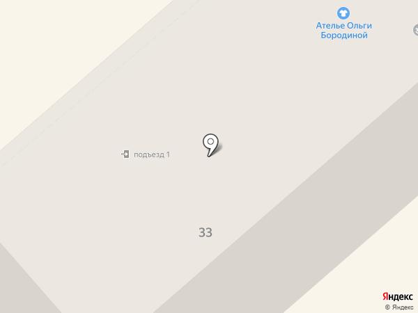Хозцентр на карте Семилуков