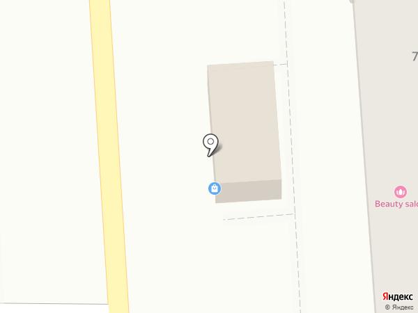 Пивко на карте Краснодара