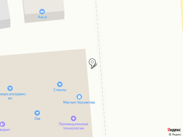 ЕВРО КОМФОРТ на карте Краснодара