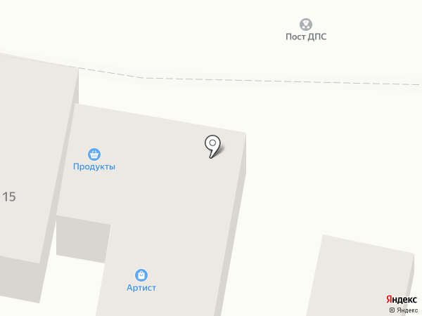 Jazz-shop.ru на карте Краснодара