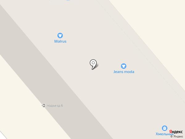 Приосколье на карте Семилуков