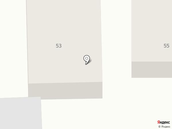 Производственная фирма на карте Южного