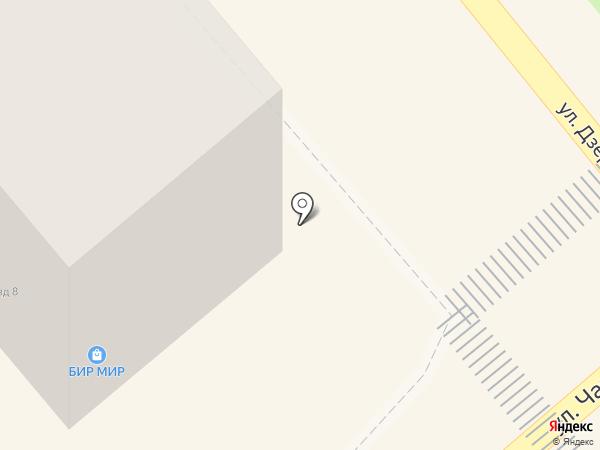 Правильная корзинка на карте Семилуков