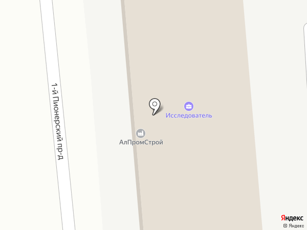 ВелнесТрейд на карте Краснодара