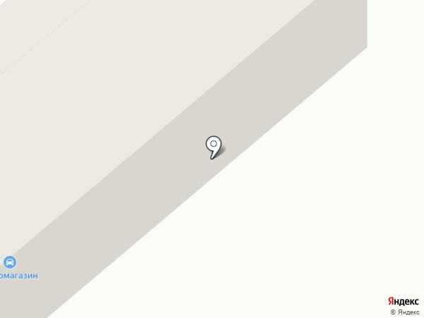 Медуза на карте Семилуков