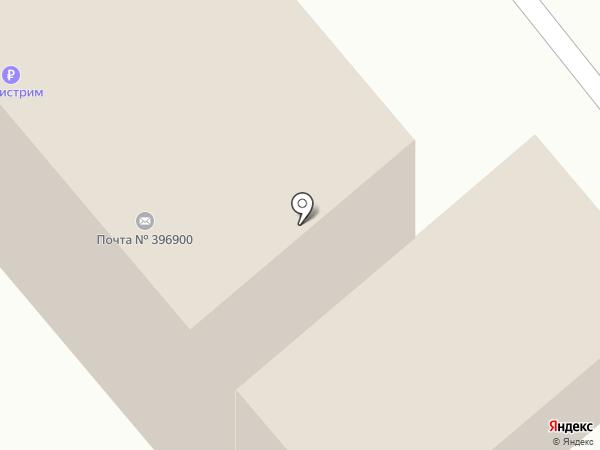 Ростелеком для бизнеса на карте Семилуков