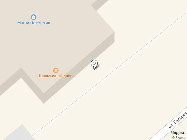 Гранат на карте Семилуков