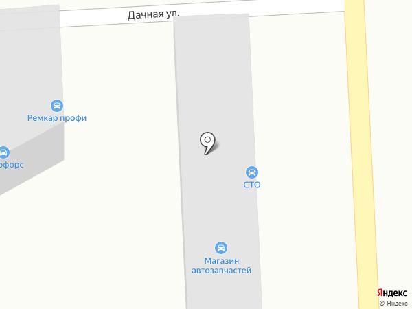 Арум авто на карте Краснодара