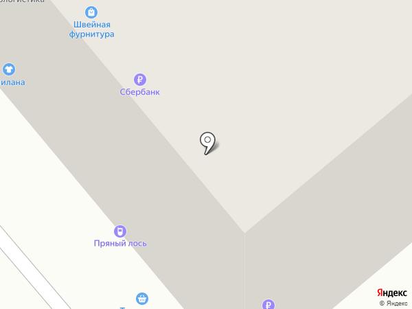 Метр+ на карте Семилуков