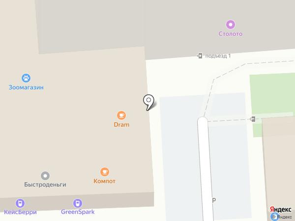 I market на карте Краснодара