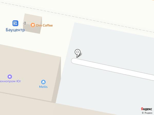 DIM COFFEE на карте Краснодара