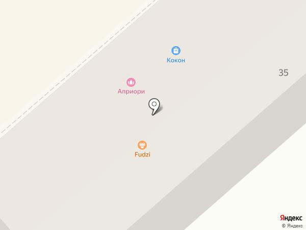 Бамбук на карте Семилуков