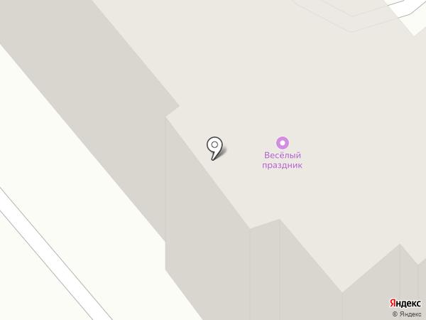 Нуга Бест на карте Семилуков