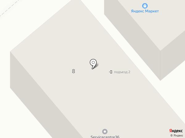 Сервисный центр по ремонту мобильных устройств на карте Семилуков