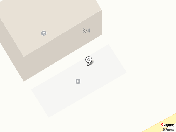 City на карте Краснодара