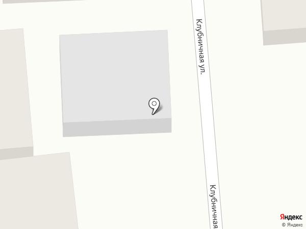 Торгово-сервисный центр на карте Краснодара