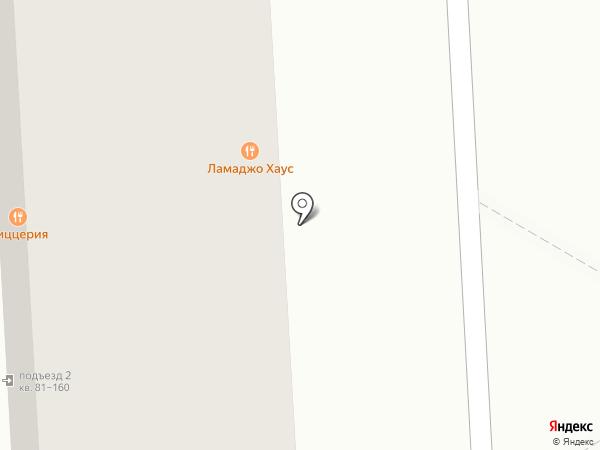 Агролайн на карте Краснодара